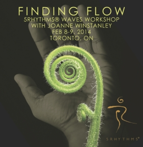 Finding Flow flyer front for web